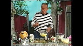 Hajk - Bengt gör glass och besök på GB:s glassfabrik - 2002-07-11