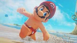 Super Mario Odyssey Nintendo Direct Trailer Nintendo Switch 2017 HD