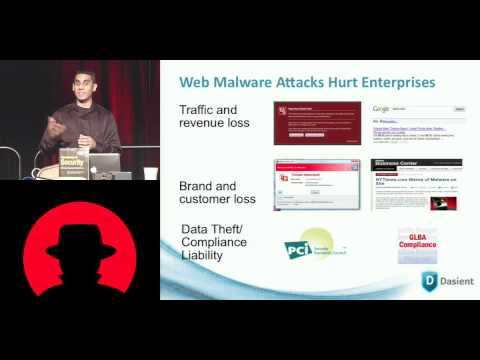Black Hat USA 2010: A Novel Apache Module for Containing web-based Malware Infections 1/5
