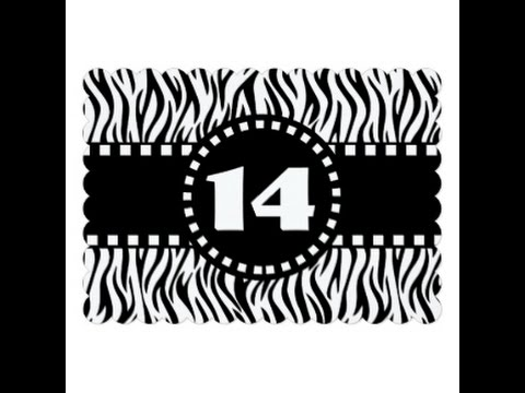 14th Birthday Invitations Images Invitation Templates Free Download