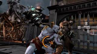 God of War 3 Finishing Moves HD (3of4)