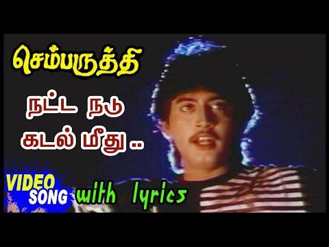 Chembaruthi Movie Songs | Natta Nadu Kadal Video Song With Lyrics | Prashanth | Roja | Ilayaraja