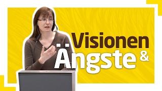 Europa 2038: Visionen und Ängste von jungen Menschen
