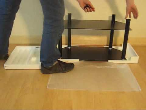 Troy Eagle Tv Stand Instructions Youtube