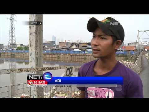 NET12 - Jembatan Roboh di Grogol Jakarta