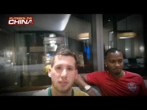 Nanjing Olympic Sports Centre + Entrevista com Hyuri