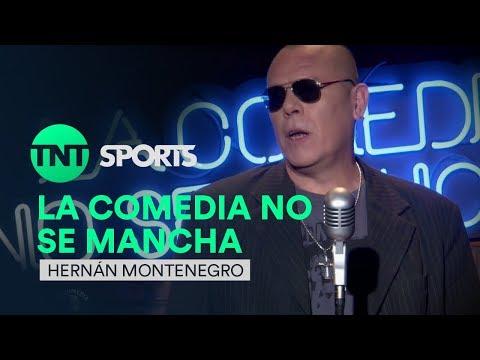 La Comedia no se Mancha | Hernán Montenegro
