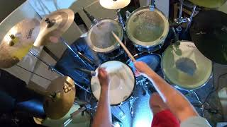 #17 MOLOTOV - Molotov Coctail Party - Drum Cover