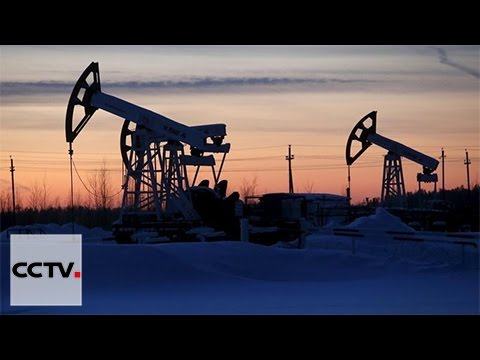 Oil prices fall as OPEC production hit eight-year high