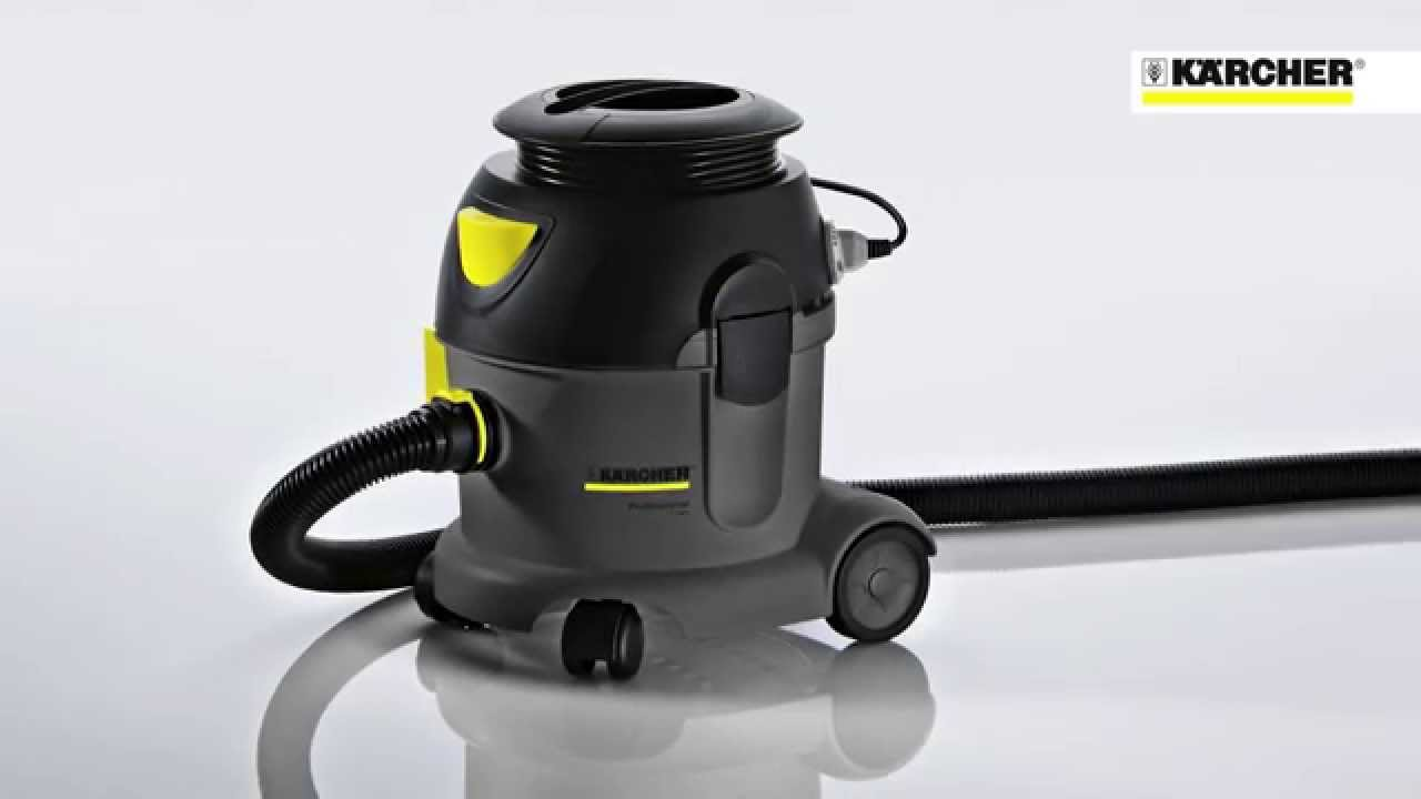 k rcher t 10 1 adv vacuum cleaner youtube. Black Bedroom Furniture Sets. Home Design Ideas