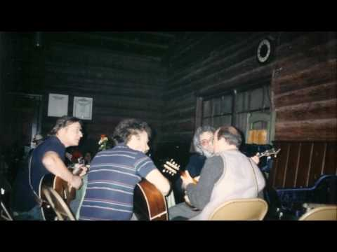 Jerry Garcia & The Log Cabin Boys -- 11.23.86