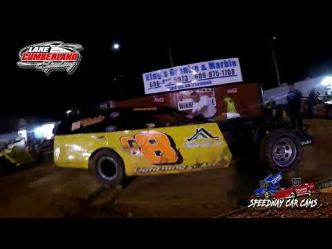 #C8 Jimmy Crabtree - Open Wheel - 8-25-18 Lake Cumberland Speedway - In Car Camera