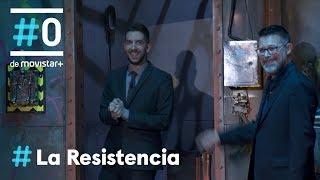 LA RESISTENCIA - Quequé trae a una estrella de la música   #LaResistencia 18.11.2019
