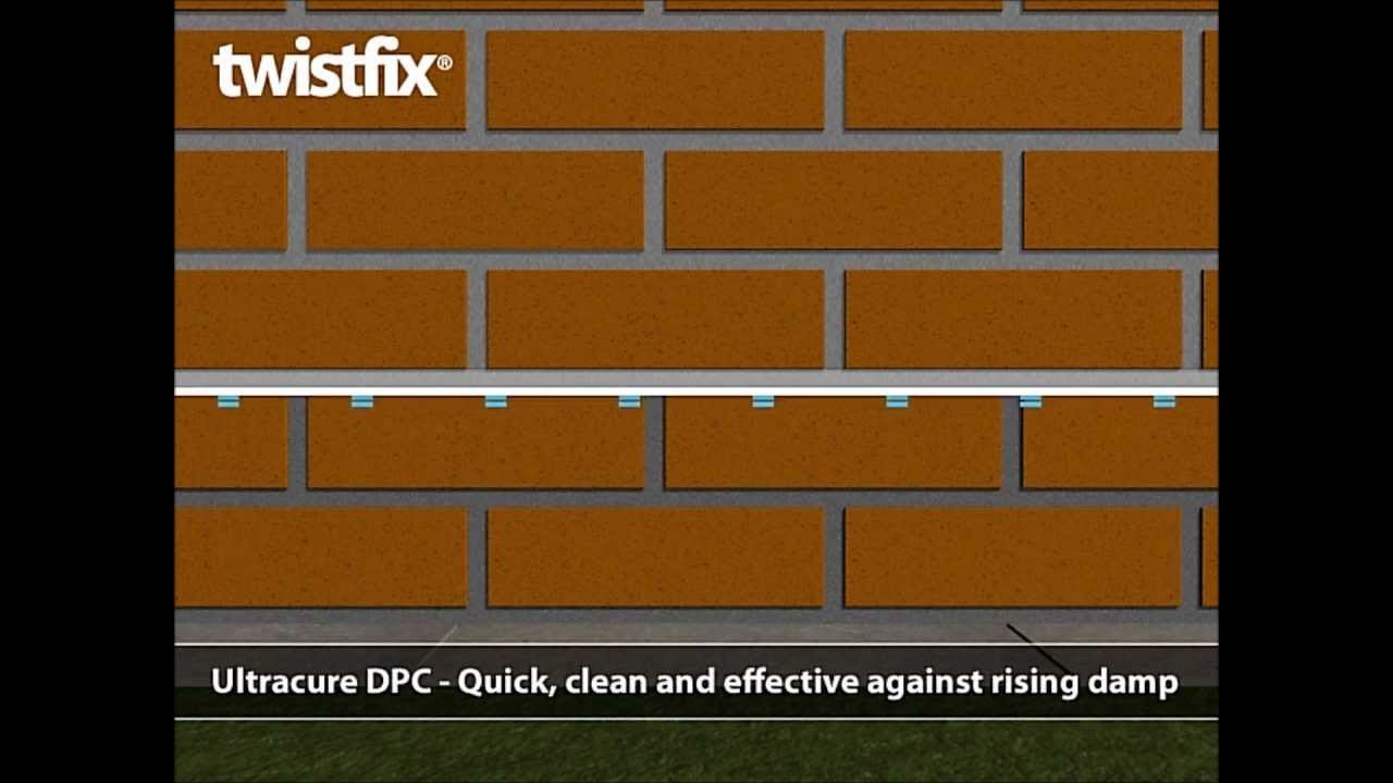 Damp proof course injection youtube damp proof course injection solutioingenieria