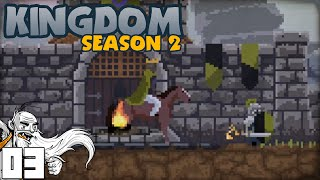 """KNIGHTS OF MUDBUCKELOT!!!"" - Kingdom S02E03 - 1080p HD PC Gameplay Walkthrough"