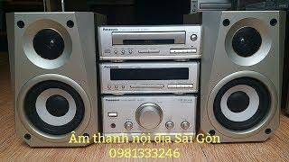Đã bán Người mẫu panasonic HD50 đẹp. Âm thanh hay. Đặc biệt chỉnh được bass,treble.zalo 0981333246