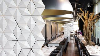 Room Divider Facet - Design Inspirations by Bloomming