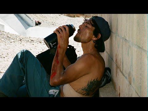 EMAN'S BLOODIEST BATTLE EVER?! Guzman vs. HUGE Ledge   SWITCH Hill Bomb!   Santa Cruz Skateboards