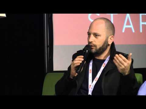 Startup Nation Israel Panel @ Login Startup Fair 2013
