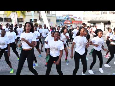 White Sands Fitness Party - St. Kitts