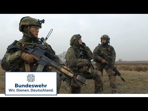 Ambush and firefight: preparation for deployment in Mali - Bundeswehr