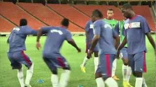 Cape Verde prepare for African Cup of Nations debut