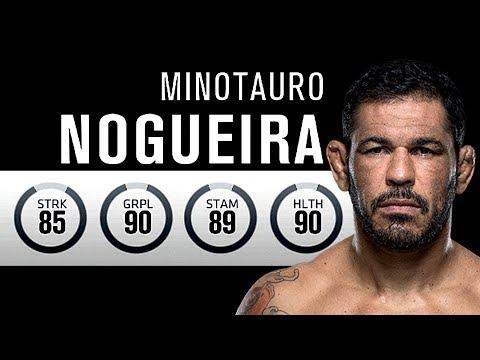 EA UFC 3 Legends Edition #4 - Minotauro Nogueira!