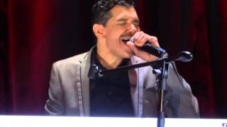 "El Debarge & Chico Debarge Live - 11.07.14, ""Stay With Me"", ""All This Love"""