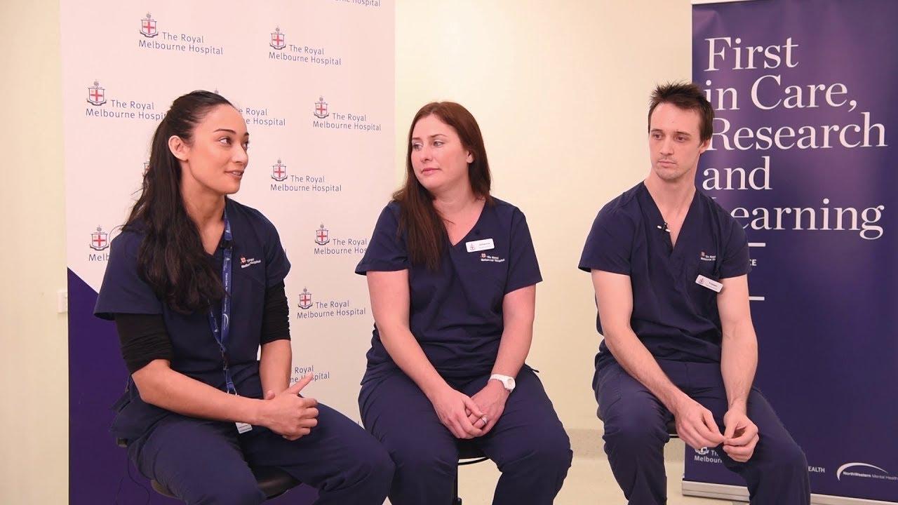 Graduate Nurse Program | The Royal Melbourne Hospital