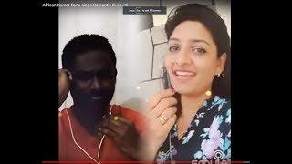 Maine ye Dil Tumko Diya African Kumar Sanu sings Romantic Duet...!!!