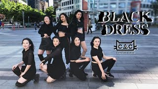 [KPOP DANCE IN PUBLIC] CLC(씨엘씨) - 'BLACK DRESS' Dance Cover By Panwiberry