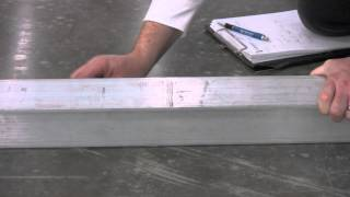 Surface Regularity Straight Edge Test By Face Consultants Video