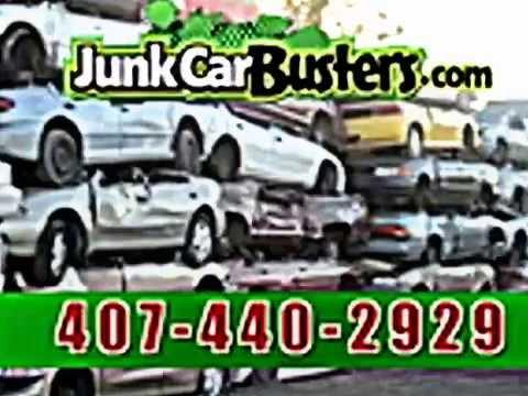 JunkCarBusters Compra Carros Usados de Junker en Orlando Fl (407) 440-2929