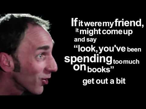 Will Self Internet and Digital Age