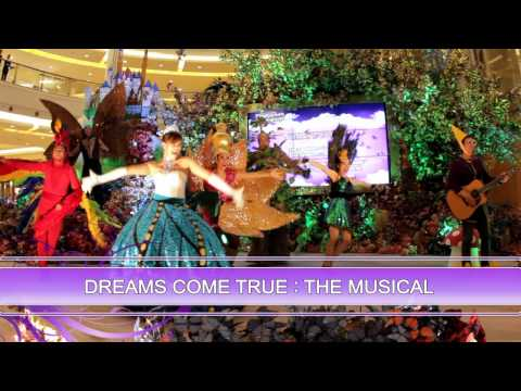 Dreams Come True at Pacific Place Jakarta