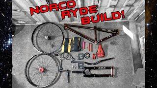 Bike Builds   Custom Norco Ryde Dirtjumper