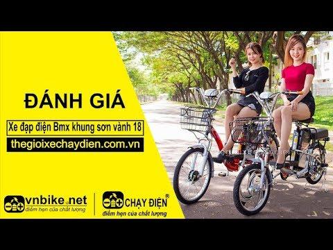 Đánh giá xe đạp điện BMX
