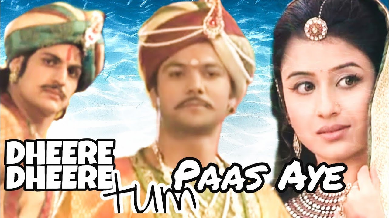 Download Dheere Dheere Tum Paas Aaye ||Jodha Akbar ||RajatTokas ||ParidhiSharma ||Jalal-Suryabhan-Jodha