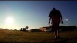 e flite timber fpv my 1st actual fpv experience on an airplane practicing take offs and landings