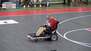 38th Annual NVWG: Power Soccer Championship Game 14 Gold match