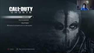 Gameplay Call Of duty Ghosts Primera partida Multijugador 32-7