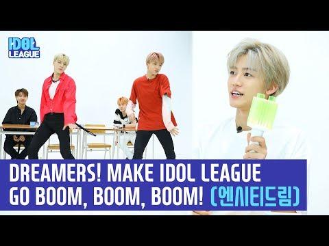 (ENG SUB) NCT DREAM(엔시티드림), DREAMERS! MAKE IDOL LEAGUE GO BOOM, BOOM, BOOM! - (2/5) [IDOL LEAGUE]
