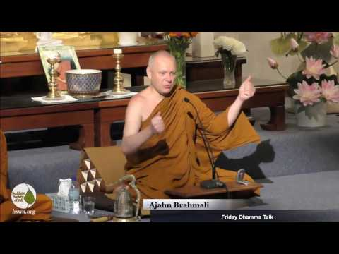How to deal with difficult events | Ajahn Brahmali | 11 Nov 2016
