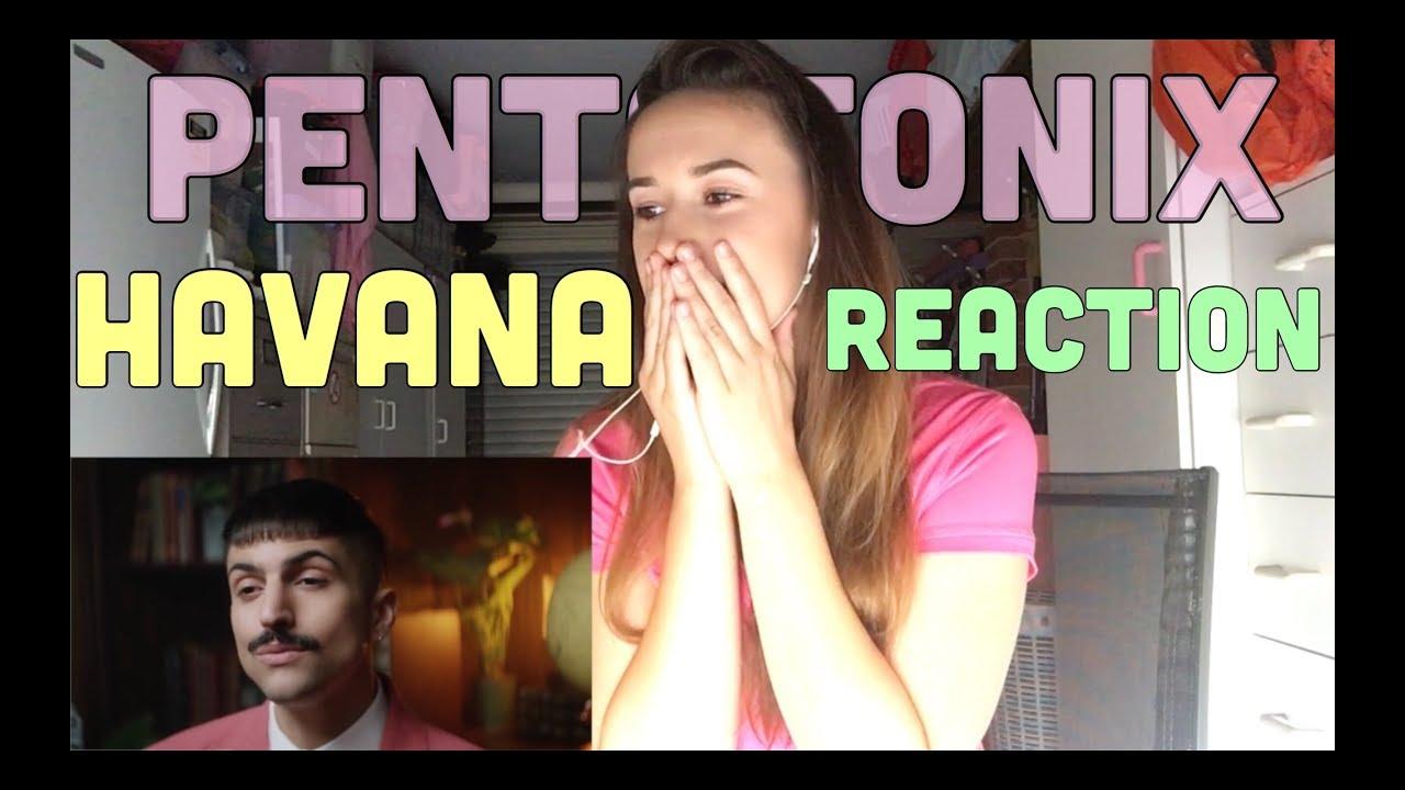 PENTATONIX HAVANA | REACTION