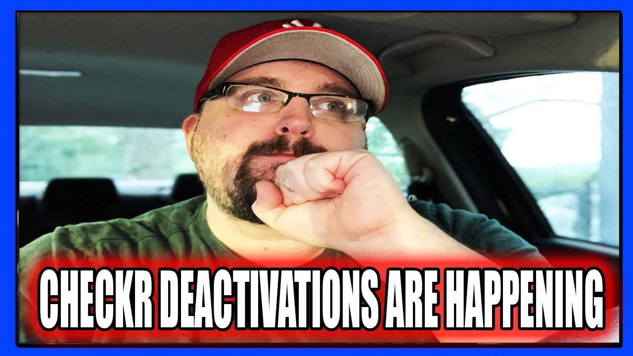 DEACTIVATED from DoorDash & GrubHub from INCORRECT Checkr Background Check? (PTD Vlogs Day 1313 ...