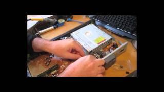 "Pansonic DMR-EX79 DVD Recorder ""Please..."" Repair"