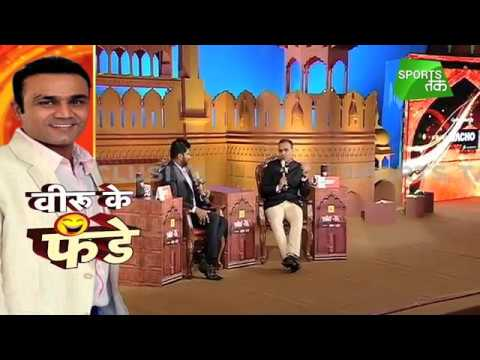 Diwali Super Dhamaal: Sehwag EXCLUSIVE on Sports Tak