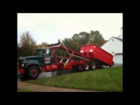 NJ Dumpster Rental - New Jersey Rent a Dumpster (973) 703-1961 Rolloff Truck Dumpsters