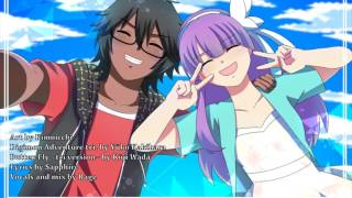 【Happy Birthday Raina Illune!】Butter-Fly ~tri version~ (Digimon Adventure) Full English Fandub【Rage】