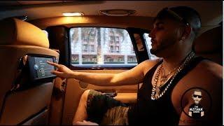 Richest Billionaire Prince M2thaK In A 2020 Rolls Royce Ghost In Dubai !!!